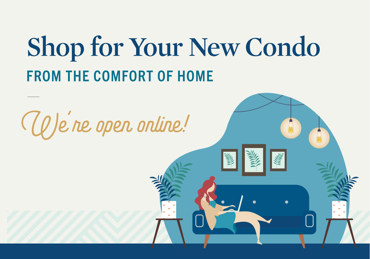 Shop for your new condo